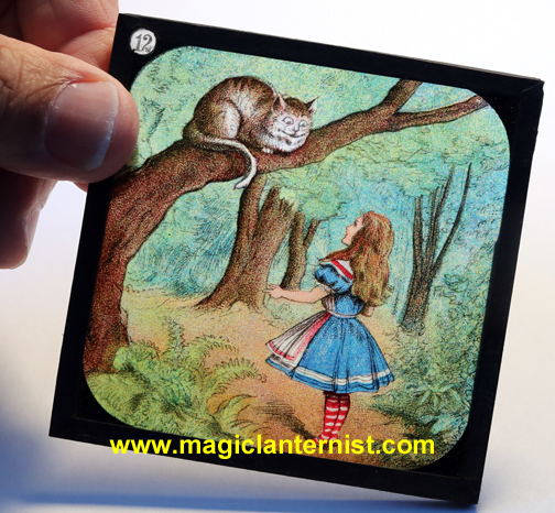 magiclanternist.com 301