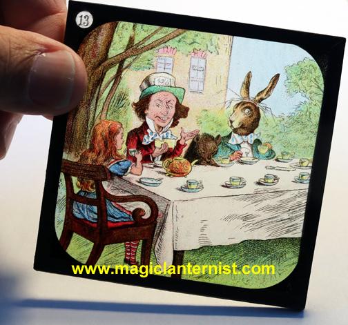 magiclanternist.com 302