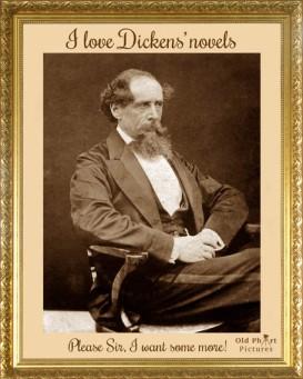 LR 5 I love Dickens novels