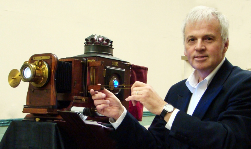 Magic lantern shows at the Science and Media Museum inBradford