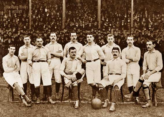 Football in the 1890s