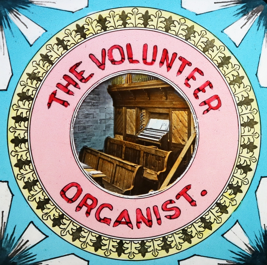 The Volunteer Organist